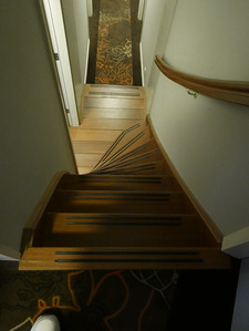 Oh, Those Dutch Stairs!