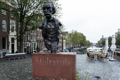 Multatuli Statue