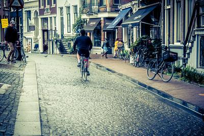 Biking After The Rain