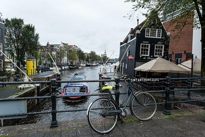 The Sint Anthoniesluis (canal lock)
