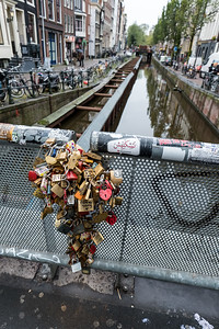 "Bridge ""Love Locks"""