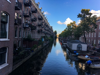 Canal Near The Linden Hotel