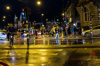 Amsterdam Street Nightlife