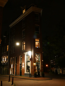 The Linden Hotel At Night