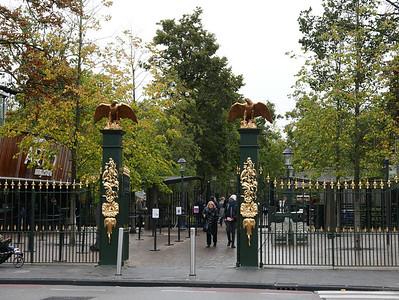 Entrance To The Artis Royal Zoo (Natura Artis Magistra)