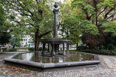The Wertheimpark Fountain