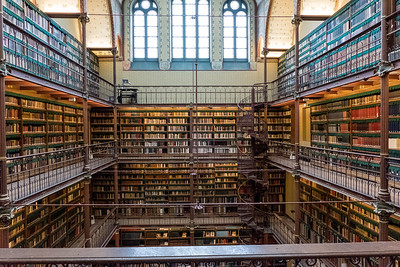 The Rijksmuseum Research Library