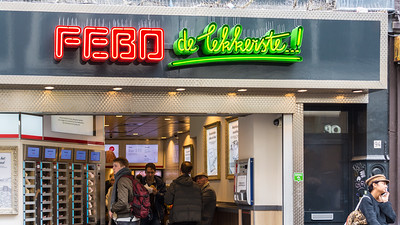 FEBO, where one can get a quick snack