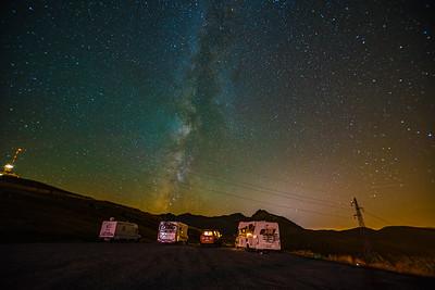 Pyranees Camping