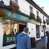 "The Pat Cohan Bar, used in several scenes in ""The Quiet Man"""