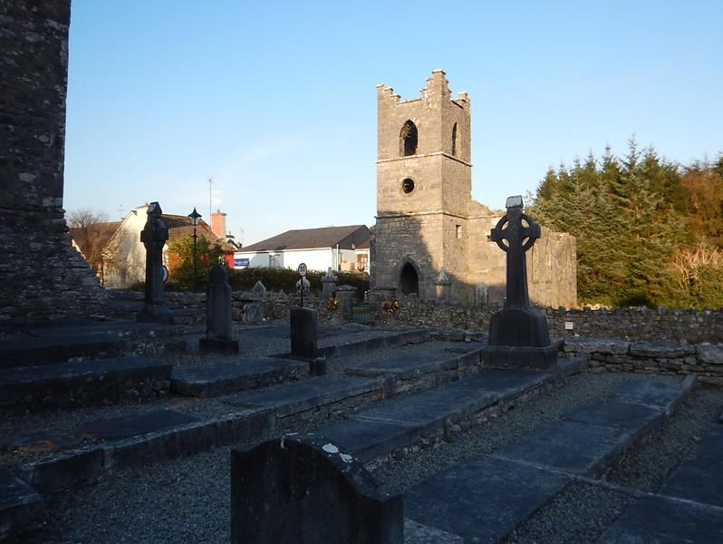 Cong Abbey ruins