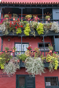 Old Town Balconies