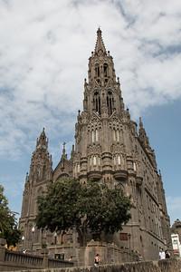 Church de Sal Juan Bautista, Arucas