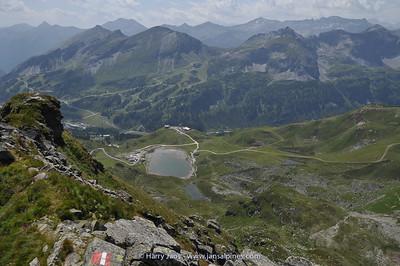 view near Kringsalm, Obertauren