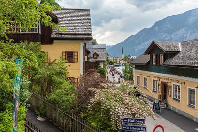 Hallstatt, Austria,2017