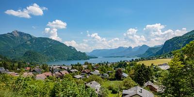 Lake Wolfgang, Austria,2017