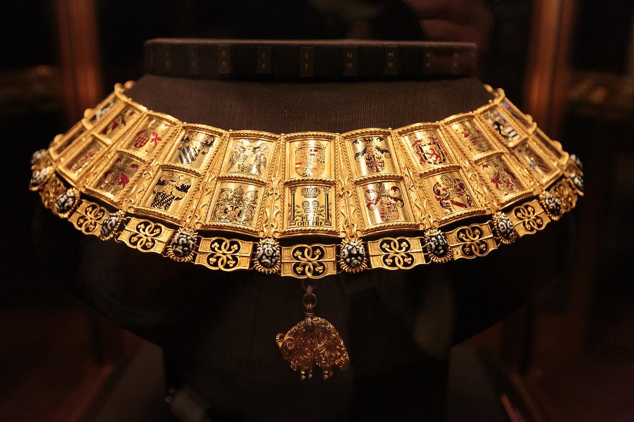 Order of the Golden Fleece, Imperial Treasury