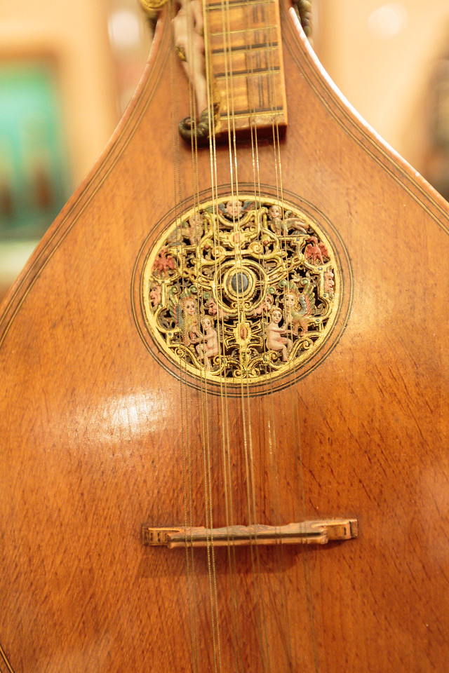 Collection of Historic Music Instruments