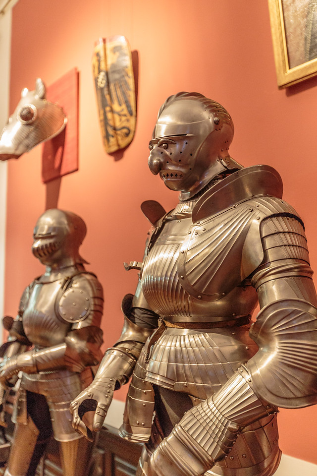Collection of Arms and Armor