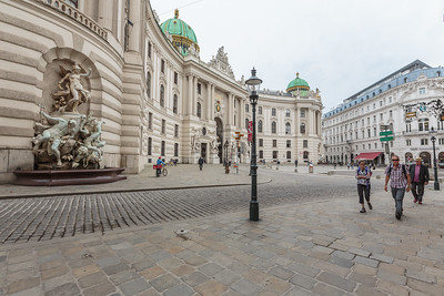 St. Michael's Wing, Hofburg Palace
