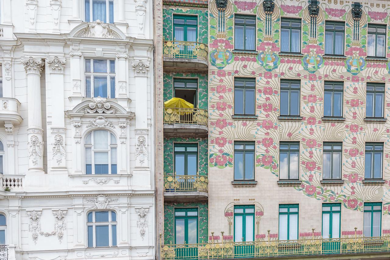 Vienna, Austria,2017