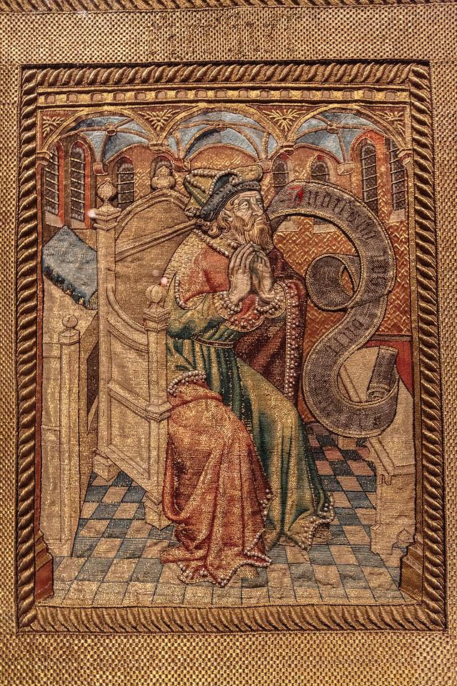 Detail of Coronation Garment, Imperial Treasury