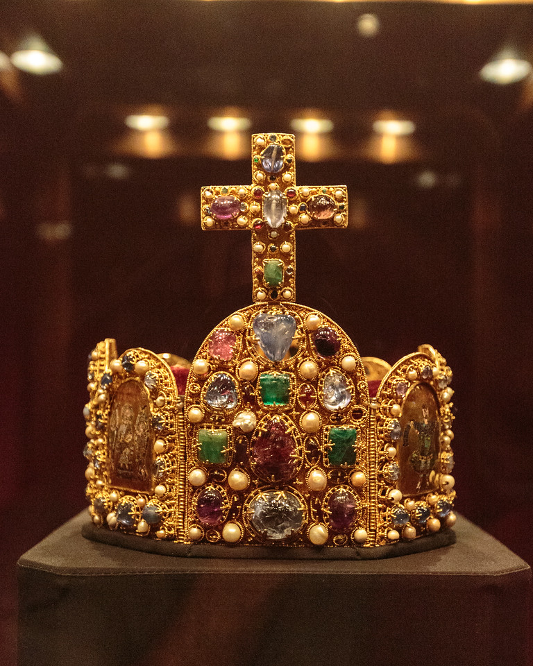 Emperor's Crown of the Holy Roman Empire