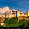 Europe - Austria - Österreich - Salzburg - Old Town - Altstadt