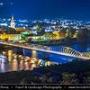 Europe - Austria - Österreich - Lower Austria - Wachau Valley - UNESCO World Heritage Area - One of Austria's most established and notable wine regions - Krems an der Donau - Historical riverside town along Danube River