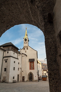 Chapel - Hohensalzburg Fortress