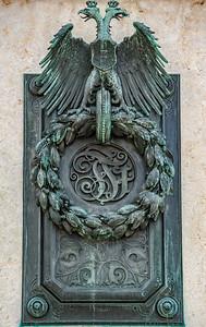 Viennese Bronze Heraldry