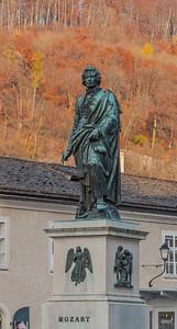 Salzburg's Favorite Son