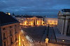 Twilight over Place du Panthéon The Panthéon<br /> <br /> © Martin McKenzie ~ All Rights Reserved ~