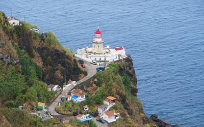 Açores, São Miguel 2011 and 2006