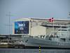 B&W Hallerne and HDMS Peder Skram