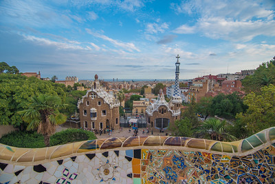 Park Guell,