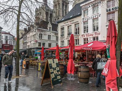 Plaza, Antwerp, Belgium, 2010