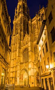 Cathedral, Antwerp, Belgium, 2010,