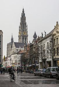 Rainy Day, Antwerp, Belgium, 2010