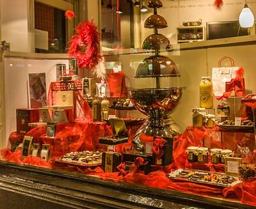 Chocolaterie, Antwerp, Belgium, 2010