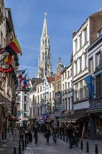 Greek Street, Brussels, Belgium, 2010