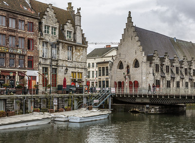 A Hint of Red, Ghent, Belgium, 2010