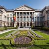 Brussels Parliament Building, Rue de Lombardstraat, Brussels, Belgium