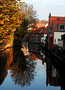 Bruges By; Kimberly Marshall