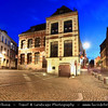 Europe - Belgium - Wallonia - Hainaut Province - Mons - European Capital of Culture 2015 - Grand Place - Centre of the historic town