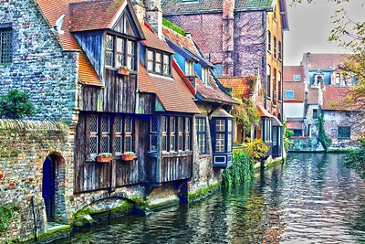 Bruges By: Kimberly Marshall