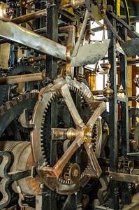 Clockworks - Bruges, Belgium
