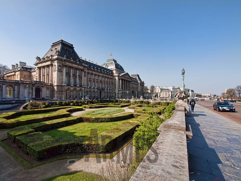 Palais Royal de Bruxelles, Brussels, Belgium