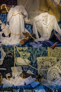 Belgian Lace Display
