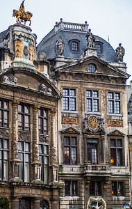 Brussels Architecture - 1698